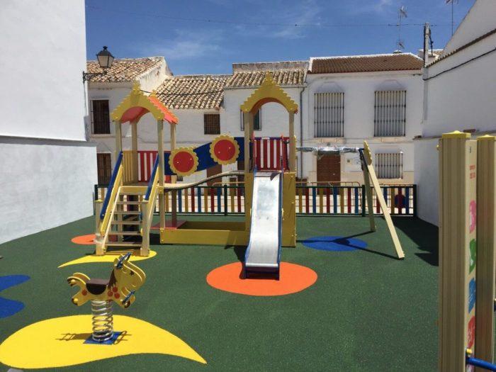 parques infantiles - fixer