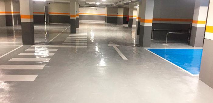 pavimentos para parking todo lo que necesitas saber - fixer