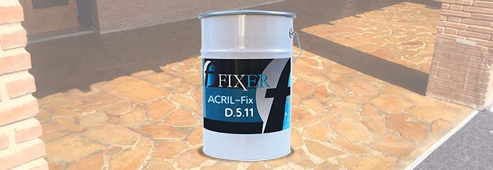 producto acril fix d 5 11 - fixer