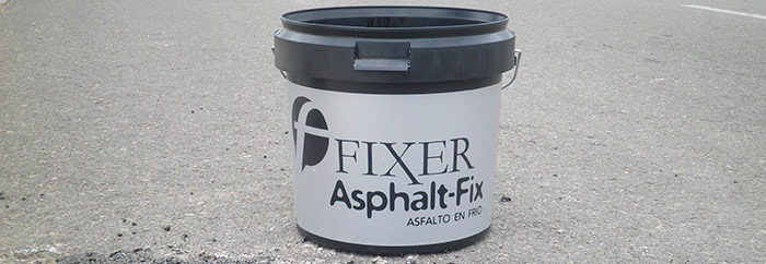 producto asphalt fix - fixer