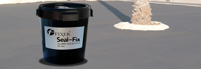 producto seal fix asfaltico - fixer