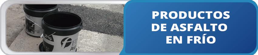 productos asfalto en frio - fixer
