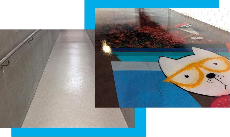 generica pavimentos decorativos - fixer