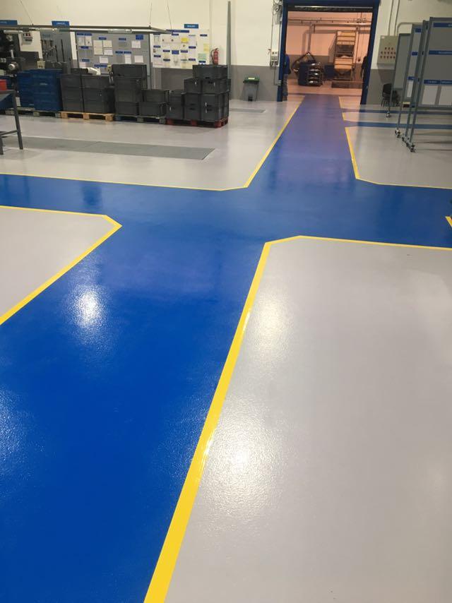 pavimento poliuretano - fixer