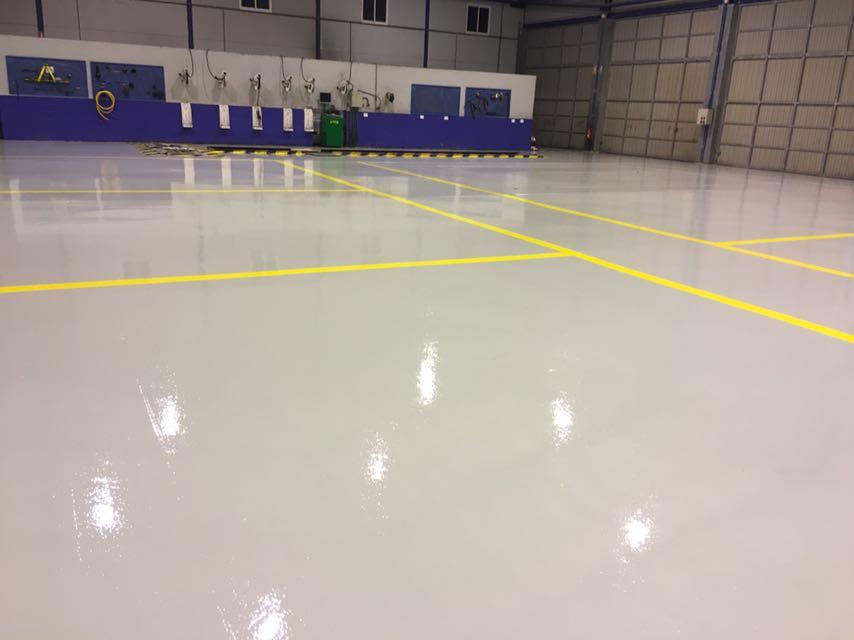 pavimento poliuretano industrial - fixer