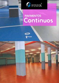 catalogo pavimentos continuos - fixer
