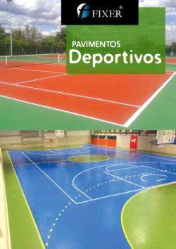 catalogo pavimentos deportivos - fixer