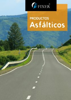 catalogo productos asfalticos - fixer
