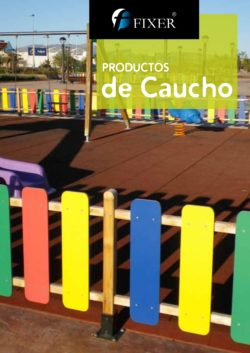 catalogo productos de caucho - fixer